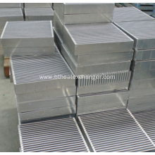 High Quality Aluminum Intercooler Core